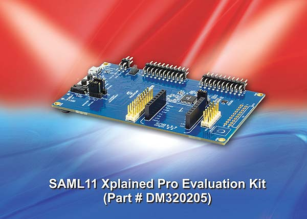 Win a Microchip SAM L11 Xplained Pro Evaluation Kit